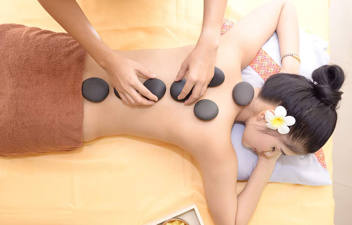 Hot Stone Massage Köln Porz - Wellness & Relax