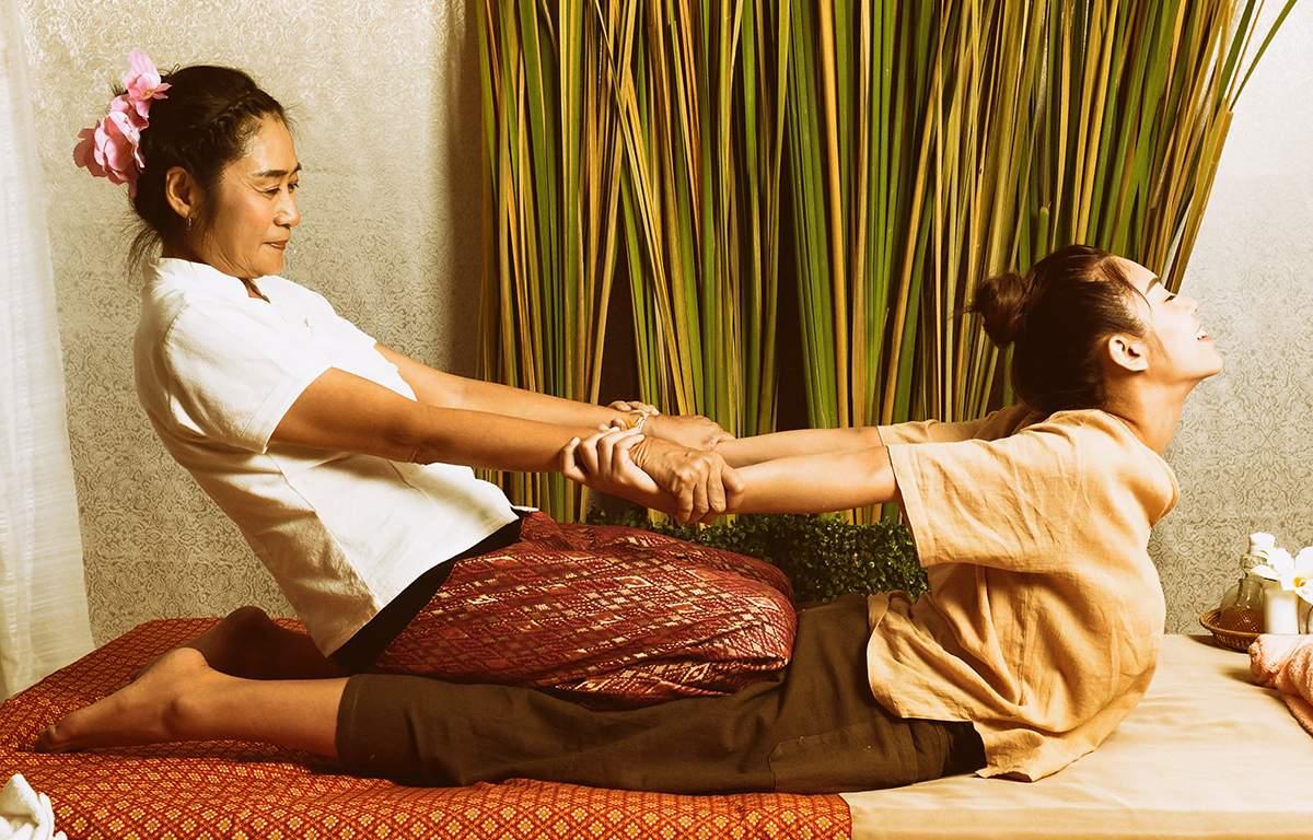 Traditionelle Thai Massage Köln Porz