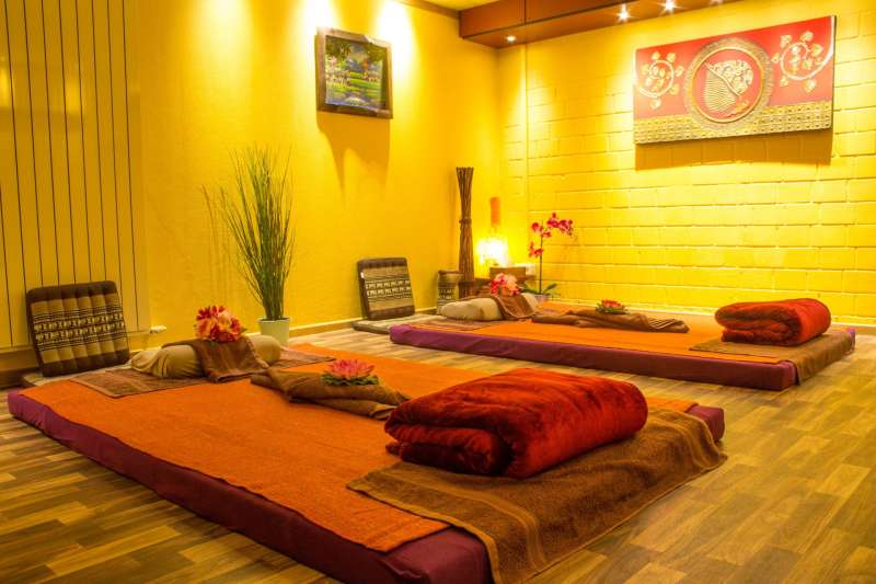 Thai Massage Studio Köln Porz