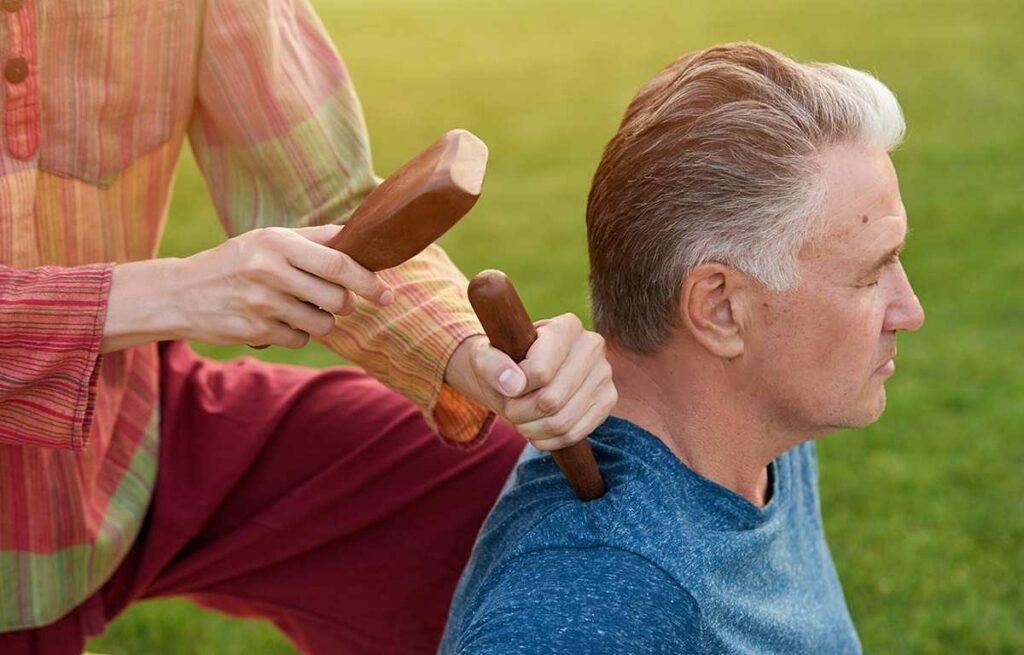 Tok Sen Hammer Massage My Thai Massage Köln - My Thai