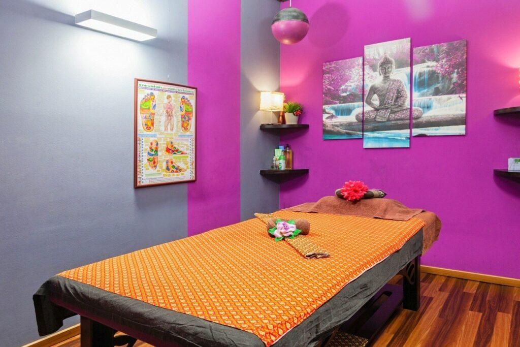 My Thai Massage Köln Studiofoto